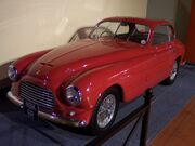 Ferrari 166 Inter Coupé Touring 1949