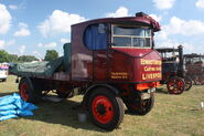 Sentinel no. 6725 - SW - KA 5574 at Hollowell 2011 - Picture 014