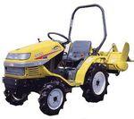 Iseki Piccoro TC11 MFWD (yellow) - 2001