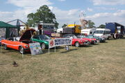 Northants MG Owners Club at Hollowell 2011 - Picture 940