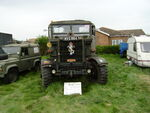 Scammell Explorer reg MVS 864 at Rushden 08 - P5010199
