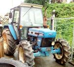 Daedong Ford T3930 MFWD