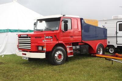 Scania 143H - G37 UMW at Belvoir 09 - IMG 8370