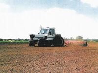 Trantor twin rear wheels