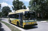 Dayton ETI trolleybus 9601