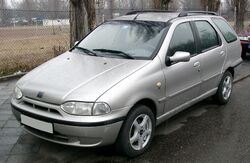 Fiat Palio Weekend front 20080220