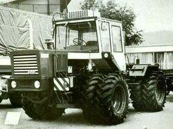 Skoda Liaz LT230 4WD b&w