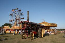 Fairground at Barleylands 2009 - IMG 9630