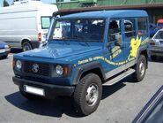 Bajaj Tempo Tempo Trax Judo 4x4 frontleft 2008-05-11 U