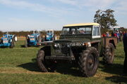 Roadless Land Rover at Roadless 90 - FUD 815C IMG 2879