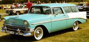 1956 Chevrolet Bel Air Nomad KDP148