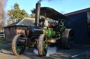 Fowler Traction Engine - geograph.org.uk - 2734663