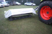 Claas mower - at Lamma - IMG 4730