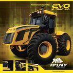 Pauny P-Trac EVO 180 4WD - 2013