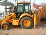 L&T Case 851 backhoe