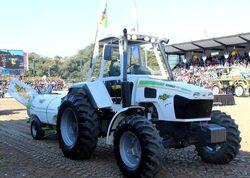 Metalfor Araus 1050 DT MFWD - 2013