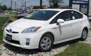 2010 Toyota Prius II 1 -- 07-01-2009