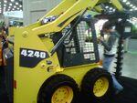 Gehl 4240E skid-steer - 2013