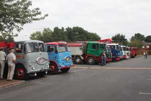 ERF and Foden lineup at BCVM 09 - IMG 3765