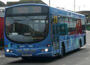 Arriva Guildford & West Surrey 3732 GN54 MYP