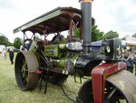 Aveling & Porter no. 11788 - SR - CJ9720 at Shugborough 08 - P6220156