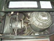 Gyrobus G3-engine