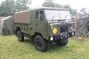 Land Rover 101 FC reg KLL 453N at Lister Tyndale 09 - IMG 4745