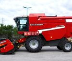 Laverda M200 combine - 2013