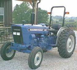 Long FarmTrac 45-2000