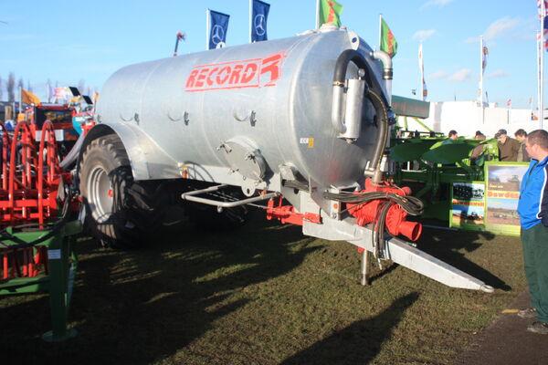 Record Vacum tanker -slurry injection unit - IMG 4529