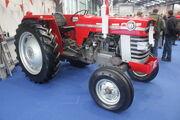 Massey Ferguson 185 of 1975 -Colin White at Newark 08 - IMG 3611