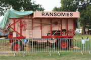 Ransomes A54 Heavy Duty Thresher - 1945 at Old Warden 09 - IMG 1399