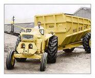 1965 HUDSON Leedsall Diesel Dumper
