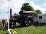 Fowler no. 11484 RL Bromyard Queen Nance - CJ 5367 at Holcot 08 - P8240021