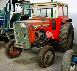 Ebro 160-E (red)