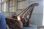 Fordson F Trackson crane at Malvern 09 - IMG 5833