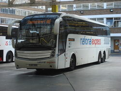 National Express route A6