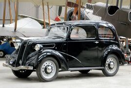 Ford Eight 1938