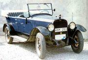Chandler Light Weights Model 19 Touring 1919