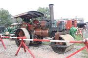 Aveling and Porter no. 3430 roller - Sarah - PB 9801 at Toddington 2010 - IMG 3677