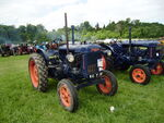 Fordson E27N Major - EC 7?91 at Belvoir 08 - P5180408