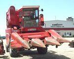 White 7300 combine 2