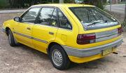 1987-1990 Ford Laser (KE) GL 5-door hatchback 09