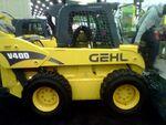 Gehl V400 skid-steer - 2013