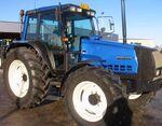 Valtra 6400 Mezzo MFWD (blue) - 2003