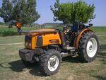 Renault Fructus 120 tractor