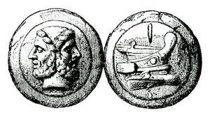 As moneta