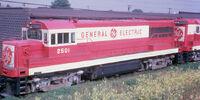 GE U25B
