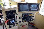 CSX SD40-3 Control Stand