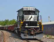 NS Admiral Cab SD40-2